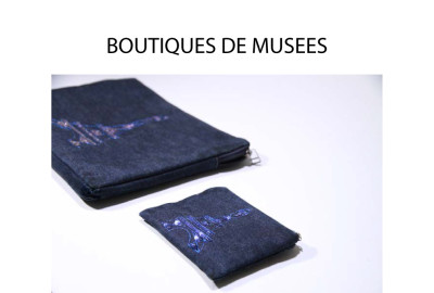 POCHETTE FLANEUR MUSEES