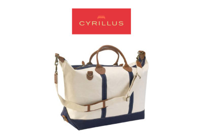 FLANEUR SAC WEEKEND CYRILLUS
